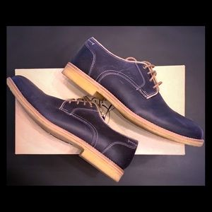 Brand new Johnston & Murphy Howell Sz 8.5 navy